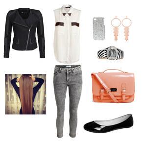Outfit Stadtoutfit von La Boska