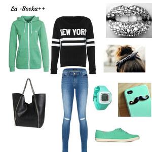 Outfit Schukoutfit :) von La Boska