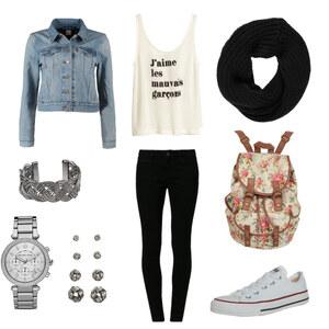 Outfit Schullook von Sandzak2000