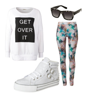 Outfit Get over it von mellebee