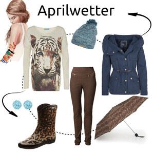 Outfit fürs Aprilwetter von eine_hexe
