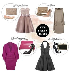 Outfit party time von Markéta