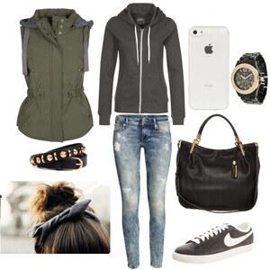 Outfit Schule :) von La Boska
