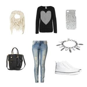 Outfit Alltagslook von Lena Reichel