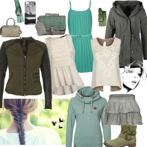 Outfit 1000 Tropfen vom Meer von Lea Helen