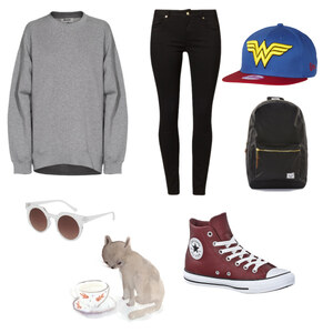 Outfit _lazy day_<3 von Nisi Daily