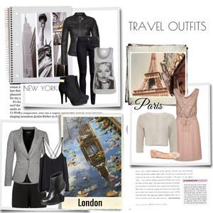 Outfit travel von Markéta