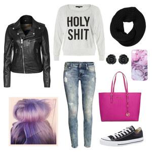 Outfit Scool Look :D von La Boska