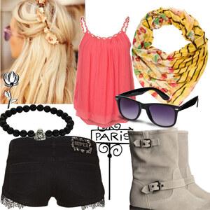 Outfit #summer#coachella von tami♥