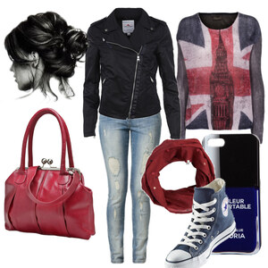 Outfit Love England <3 von Glimmerous