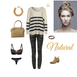 Outfit Natural von HD