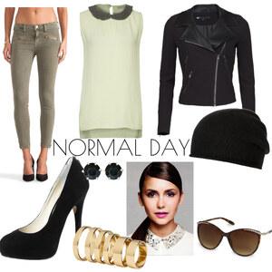 Outfit Normal Day von Vanessa