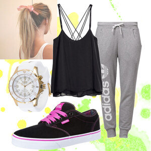 Outfit going jogging von mellebee