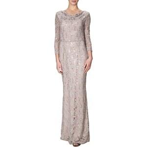 Young Couture Abendkleid mit Pailletten