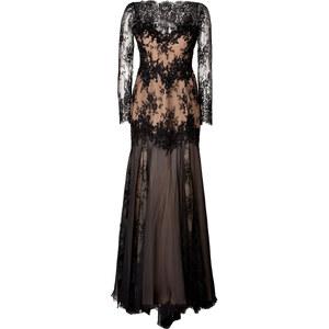 Zuhair Murad Floor Length Lace Robe Dress