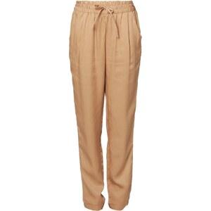 d. Brand LEAH Stoffhose beige
