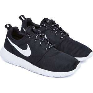 NIKE Roshe Run Sneaker schwarz