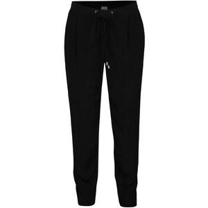 Čierne voľné nohavice s pružným pásom VILA Loha - Glami.sk 314397eca0d
