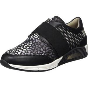 bullboxer 159001f5s damen sneakers schwarz blck 39 eu. Black Bedroom Furniture Sets. Home Design Ideas