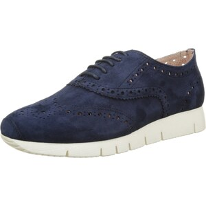 Badia_17_KS, Sneakers Basses Femme, Bleu (Ocean), 38 EUUnisa