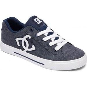 9b063a478fd DC Shoes Boty DC Chelsea TX chambray - Glami.cz
