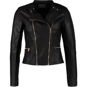 New Look Kunstlederjacke black