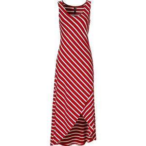 Kleid ohne Ärmel in rot von bonprix