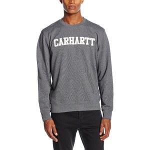 College Carhartt Heatherwhite Capuche À De Sweat L Sport Homme Gris Grey Shirt dark Fdadpn