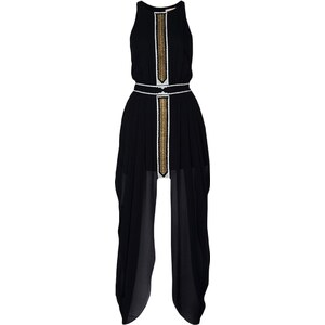 Sass & Bide Maxikleid black
