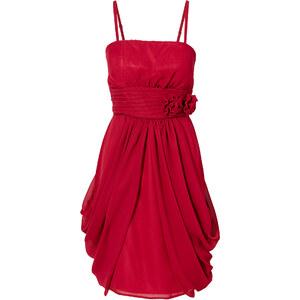 BODYFLIRT Kleid in lila von bonprix