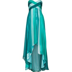 Unique Ballkleid green multi