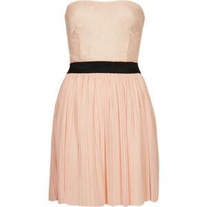 Topshop Kleid mit Spitzenoberteil von Love - Haut