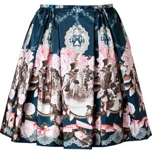 RED Valentino Printed Skirt