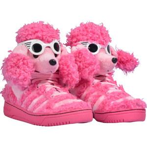 adidas by Jeremy Scott Sneaker JS Poodle Pink