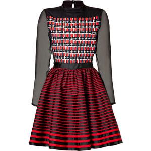 Kenzo Cotton/Silk Multicolor Dress