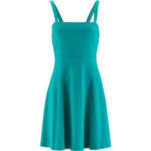 bpc bonprix collection Strandkleid ohne Ärmel in grün von bonprix