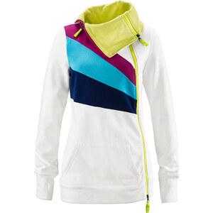 bpc bonprix collection Sweatjacke in weiß für Damen von bonprix