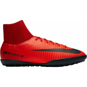 3a55f16a94b1e Nike Mercurial Victory DF Junior Astro Turf Trainers Red/Black - Glami.sk