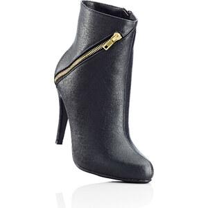 bpc selection Stiefelette mit 10 cm High-Heel in schwarz von bonprix