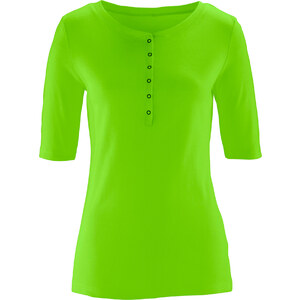 bpc bonprix collection 1/2-Arm Shirt in grün für Damen von bonprix