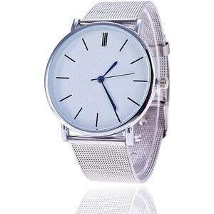 d8490ee5ad5 Shim Watch Svar Dámské kovové hodinky stříbrné - Glami.cz