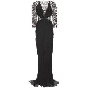 Zuhair Murad Floor-length Embellished Gown
