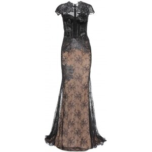 Zuhair Murad Floor-length Embellished Lace Dress