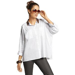 ALBA MODA WHITE Bluse