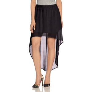 VILA CLOTHES Damen Rock LAHELA SKIRT