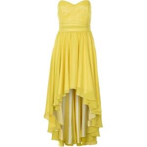 Swing Cocktailkleid / festliches Kleid gelb