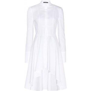 Alexander McQueen Cotton-piqué Dress