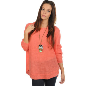 Vila Ruff Knit Top