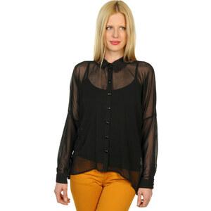 Rut & Circle Lara Lace Collar Blouse
