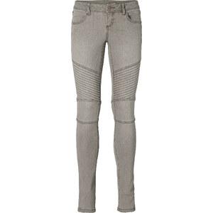 RAINBOW Jeans in grau für Damen von bonprix